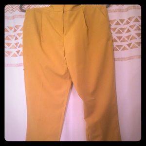 Asos tapered high waist pants